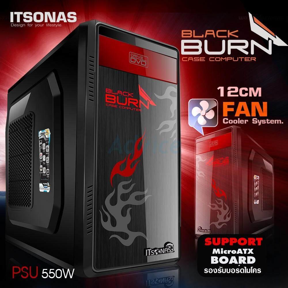 Matx Case Itsonas Blackburn (black-Red) By Mtc Shop.