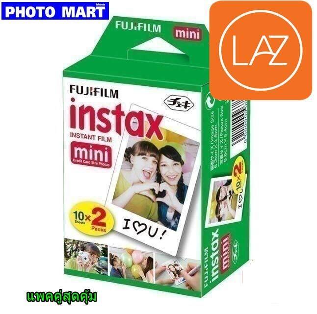 Fujifilm Instant colorfilm Instax mini Glossy 10x2