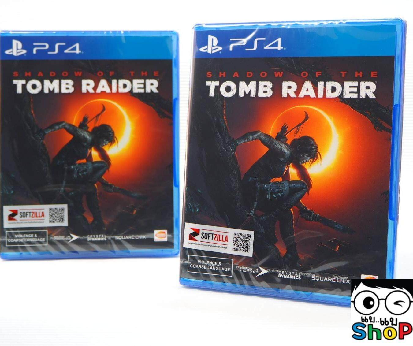 (PS4) Shadow of the Tomb Raider (zone3 ภาษาeng)