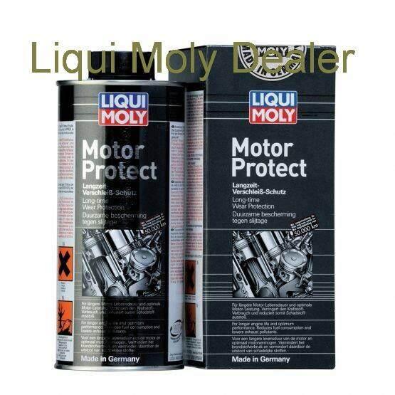 ส่วนลด Liqui Moly สารเคลือบเครื่องยนต์ Motor Protect Liqui Moly ใน กรุงเทพมหานคร