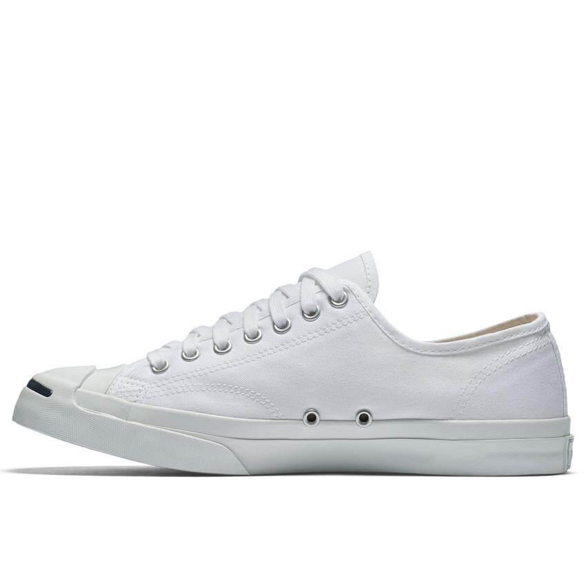 สอนใช้งาน  ชุมพร รองเท้าผ้าใบแจ๊คCONVERSE JACK PURCELL CLASSIC LOW TOP 12-1004441WW พร้อมส่ง