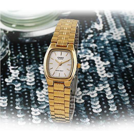ซื้อ Casio Poptone นาฬิกาข้อมือ สำหรับคุณผู้หญิง รุ่น Ltp 1169N 7A สินค้าขายดี มั่นใจ สินค้าของแท้ ประกันศูนย์ 1 ปี ถูก กรุงเทพมหานคร