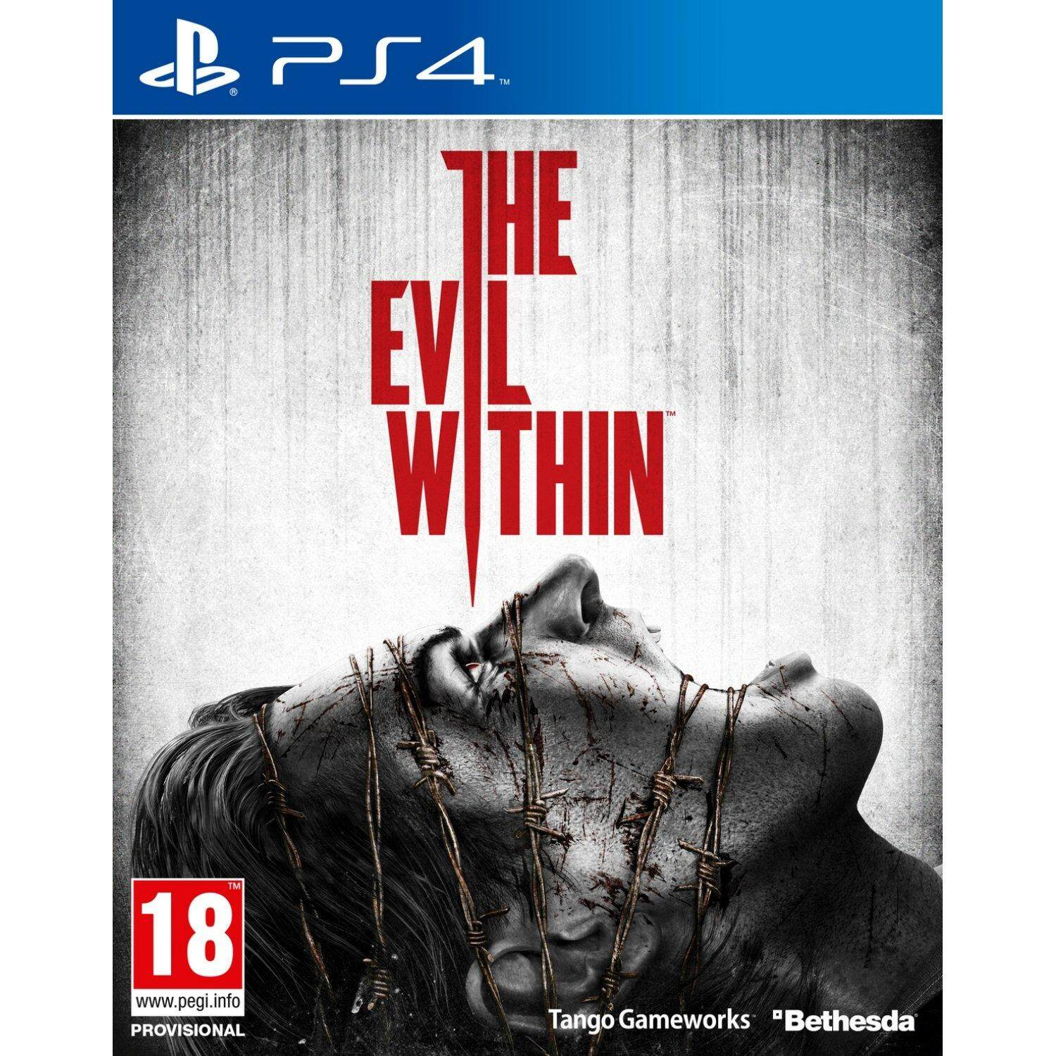 PS4 THE EVIL WITHIN (EURO)