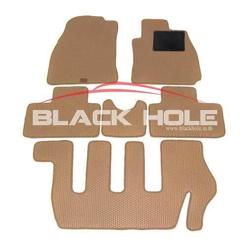 โปรโมชั่น Blackhole Carmat พรมรถยนต์เข้ารูป 2 ชั้นProton Exoraปี 2009 ปัจจุบัน Beige Rubber Pad รุ่น Mprextcr สีเบจ Blackhole