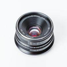 7Artisans 25mm F1.8 เลนส์มือหมุน สำหรับใส่กล้อง OLYMPUS AND PANASONIC LUMIX