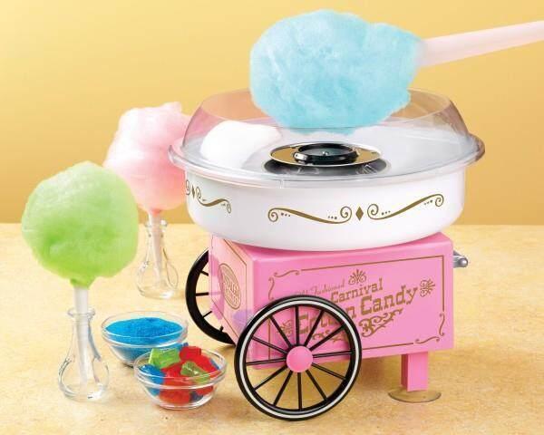 เครื่องทำสายไหม Cotton Candy Maker By Pump Chi Shop.