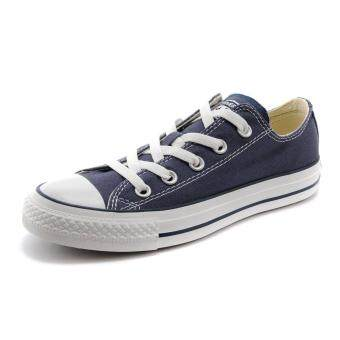 more photos 9cae0 24caf CHUCK TAYLOR ALL STAR LEATHER OX (Navy)