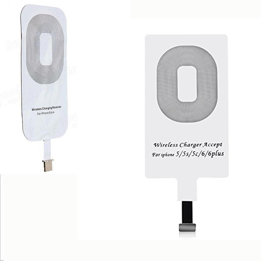 ซื้อ Receiver Card Qi Wireless Charger For Ios Kpt