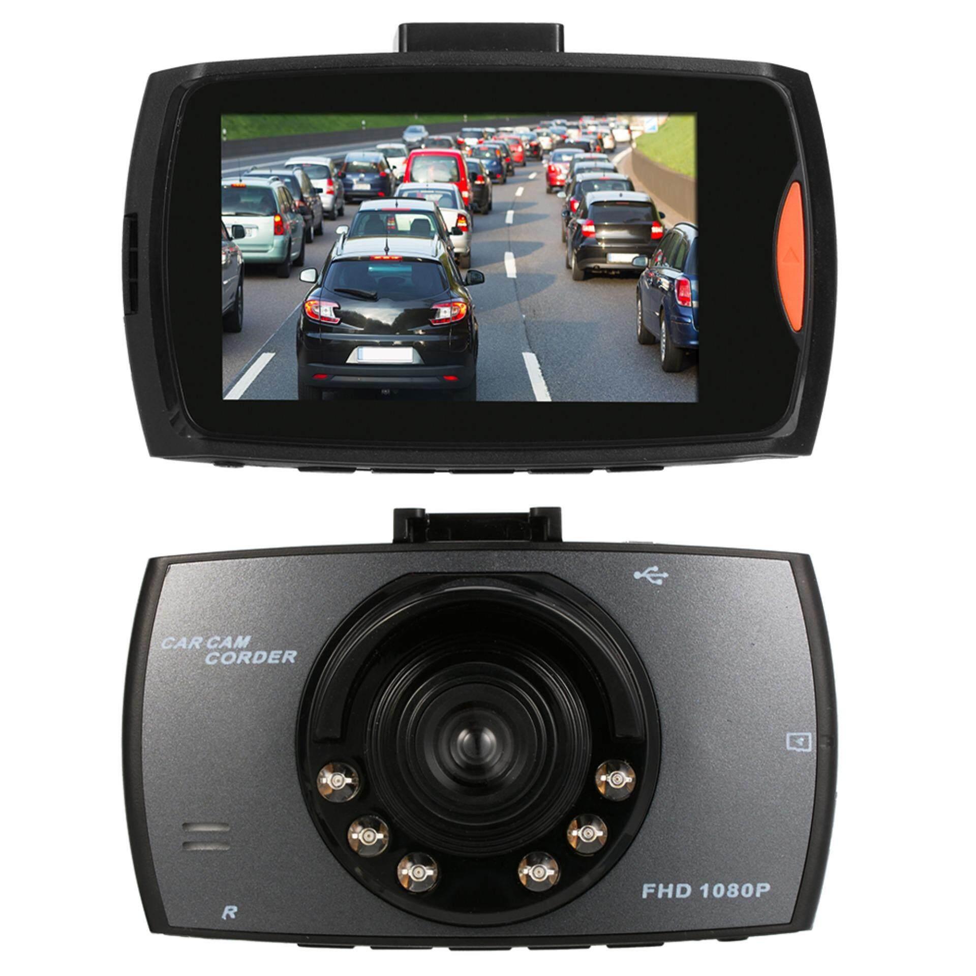 ราคา Xcsource กล้องติดรถยนต์ Hd 1080P 170° Dual Lens Dvr Night Vision เป็นต้นฉบับ Xcsource