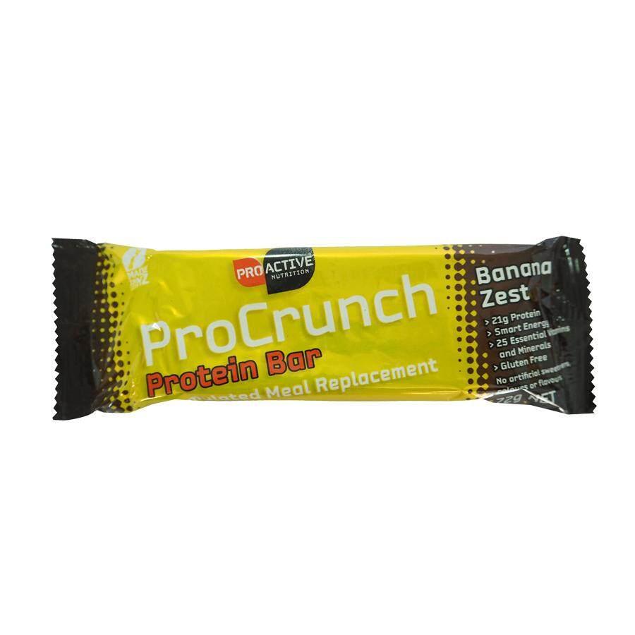 Procrunch Protein Bar Banana Zest