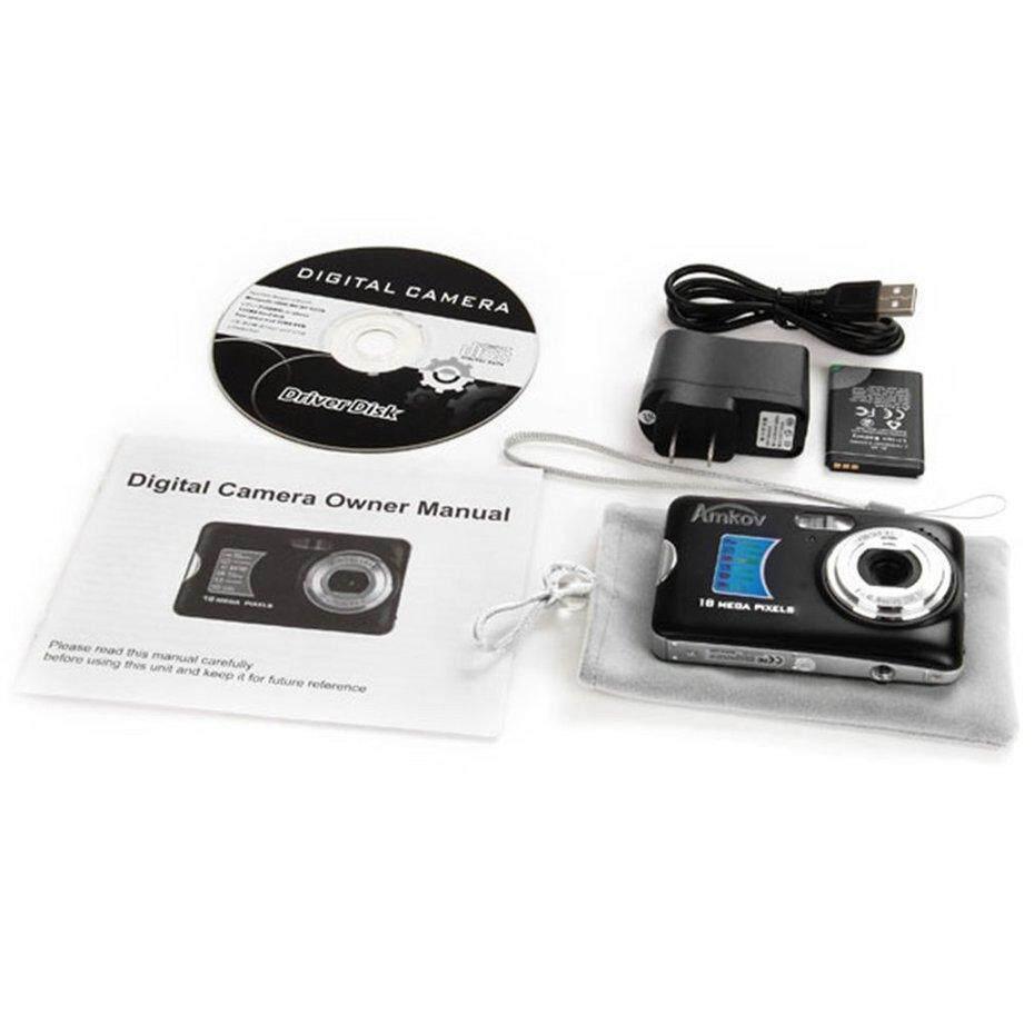 Fcu Amk-Cdfe ดิจิตอล Camera 8 ล้านพิกเซล 2.7 นิ้วจอแสดงผลการเดินทาง Hd Camera By Fullcareyou.
