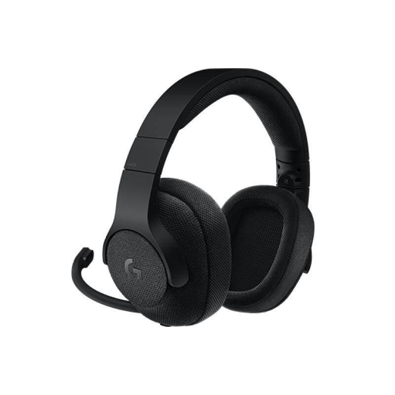สุดยอดสินค้า!! [Wevery] G433 7.1 Wired Gaming Headset - Black headphone gaming หูฟังเกมมิ่ง หูฟังครอบหู หูฟังสำหรับคอม หูฟังแบบครอบ ส่ง Kerry เก็บปลายทางได้