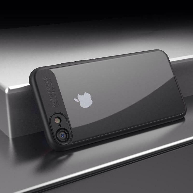 ราคา Ipaky Soft Silicone Tpu Case For Apple Iphone 7 8 เคส ไอปากี้ รุ่นซอฟ์ต ซิลิโคน ทีพียู สำหรับ แอปเปิ้ล ไอโฟน เจ็ด แปด หลังใส กันกระแทก Ipaky เป็นต้นฉบับ