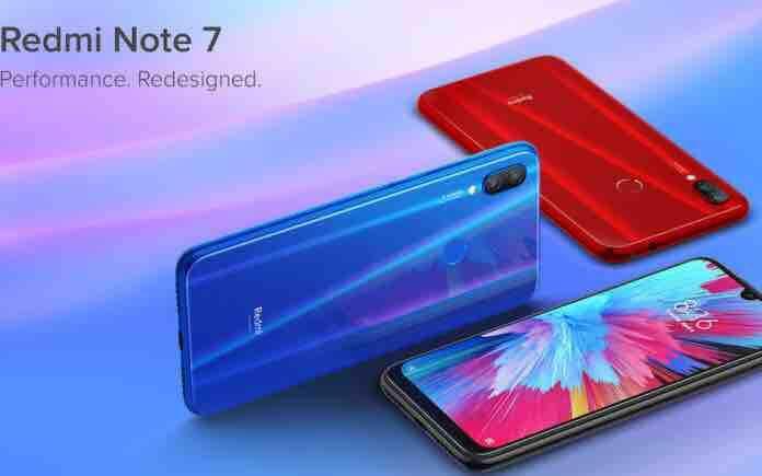 เพชรบุรี Xiaomi Redmi Note7 เครื่องศูนย์xi