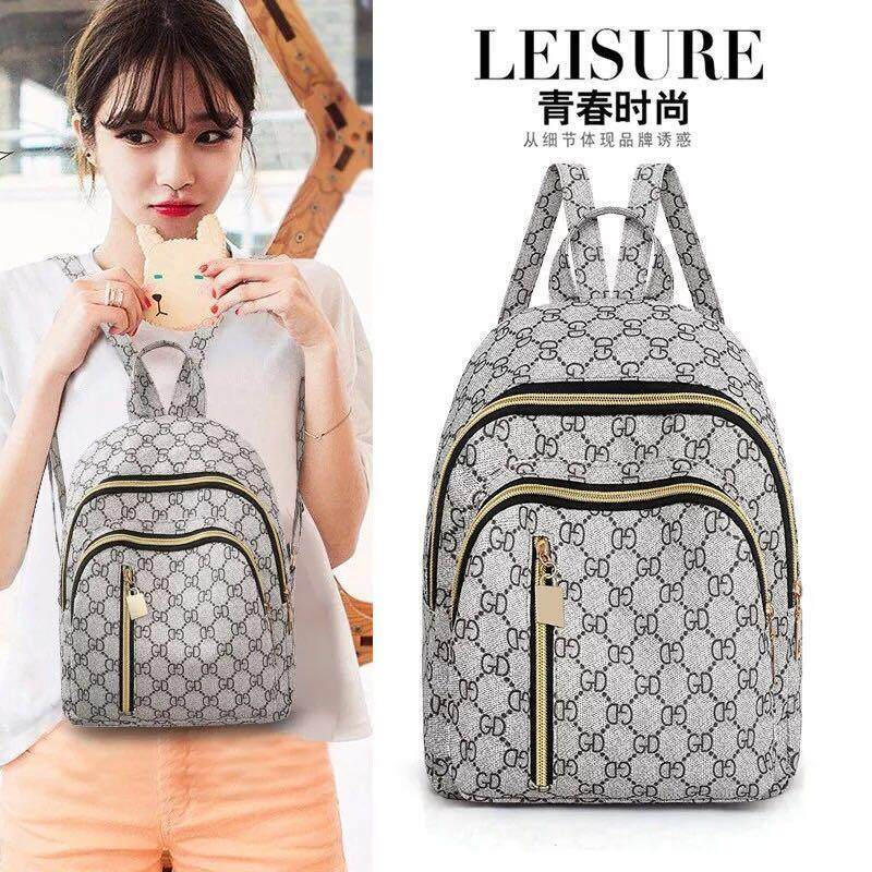 กระเป๋าเป้สะพายหลัง นักเรียน ผู้หญิง วัยรุ่น นราธิวาส Star family korea bag กระเป๋า กระเป๋าเป้ กระเป๋าสะพายหลัง Backpack