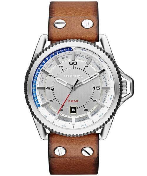 การใช้งาน  สงขลา นาฬิกา Diesel Rollcage Exposed DZ1715 ของแท้ รับประกัน 1 ปี