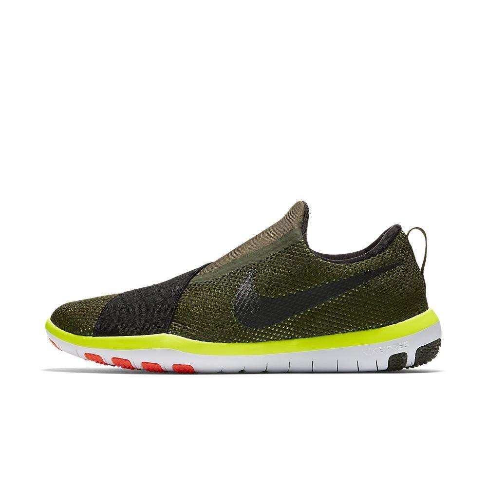 ลดสุดๆ Nike รองเท้ากีฬา ฟิตเนส ออกกำลังกาย ไนกี้ Free Connect Army Green (รุ่นยอดฮิตสาวฮอต Best Seller) ++ลิขสิทธิ์แท้ 100% จาก NIKE พร้อมส่ง ส่งด่วน kerry++