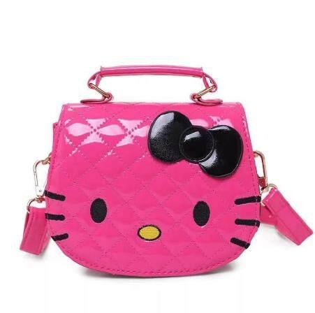 กระเป๋าถือ นักเรียน ผู้หญิง วัยรุ่น อุตรดิตถ์ กระเป๋าสะพายข้างน้องแมวสุดน่า Kitty Bag