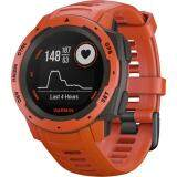 นราธิวาส Garmin Instinct Outdoor GPS Watch - [Flame Red]
