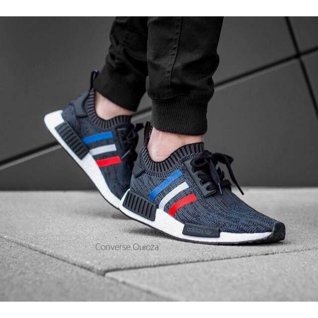 adidas nmd r1 pk tri color ブラック online