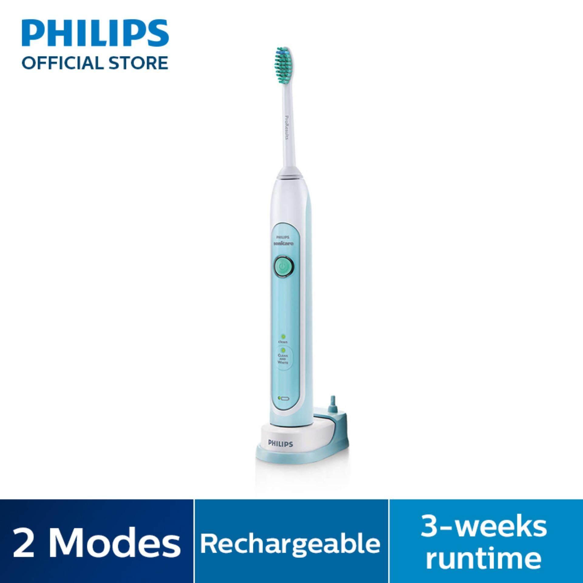 พิษณุโลก Philips Sonicare HealthyWhite แปรงสีฟันไฟฟ้า รุ่น HX6711 02