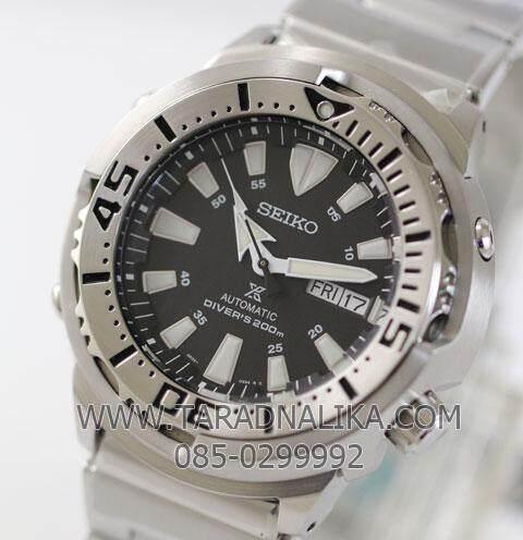 ยี่ห้อไหนดี  สมุทรสาคร SEIKO  นาฬิกา  baby Tuna Prospex X Diver s 200 m. SRP637K1 (ประกันศูนย์ บ.ไซโกประเทศไทย จก. 1 ปี)