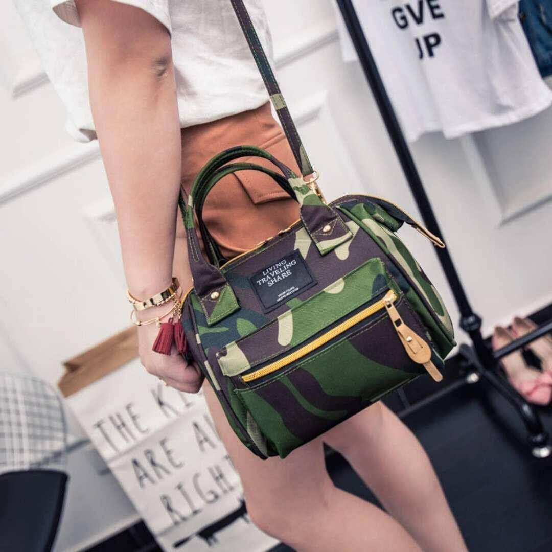ขอนแก่น BAIFA SHOP Japan Women Bag กระเป๋าสะพายข้างสำหรับผู้หญิง