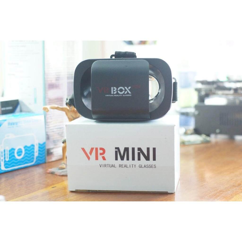 """ขายดีมาก! """"ส่งฟรี KERRY""""แว่น 3 มิติ VR MINI BOX 3D"""