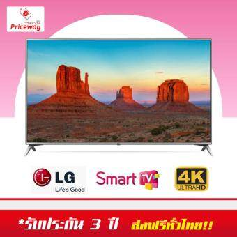 LG Ultra HD Smart TV 55 นิ้ว รุ่น 55UK6500PTC