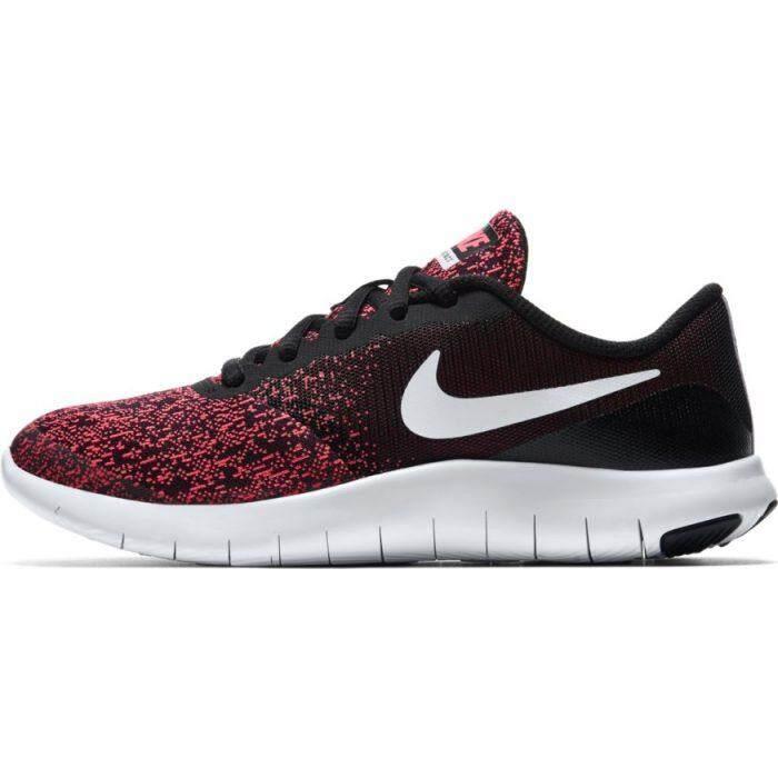 สุดยอดสินค้า!! bbsport รองเท้าผ้าใบ Nike Women shoes Flex Contact Black/Pink สีดำชมพู ลิขสิทธิ์แท้ ส่งไวด้วย kerry!!!