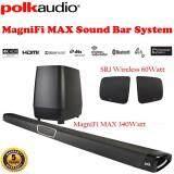 ยี่ห้อไหนดี  ยะลา Polk Audio MagniFi MAX  SR1 Sound Bar System