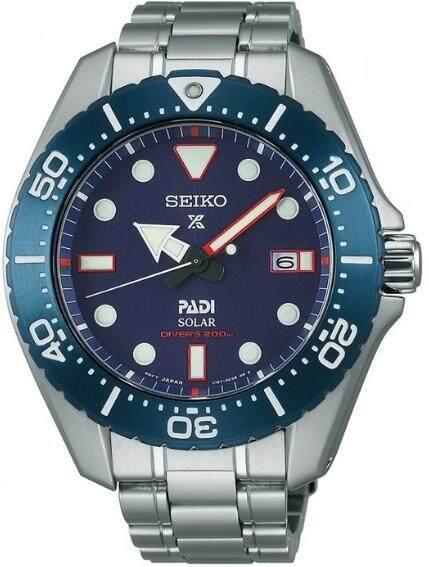 การใช้งาน  สระแก้ว นาฬิกา SEIKO SOLAR PADI TITANIUM SBDJ015J SBDJ015 ประกันศูนย์ไทย 1 ปี Maid in Japan Limited 1800 เรือน