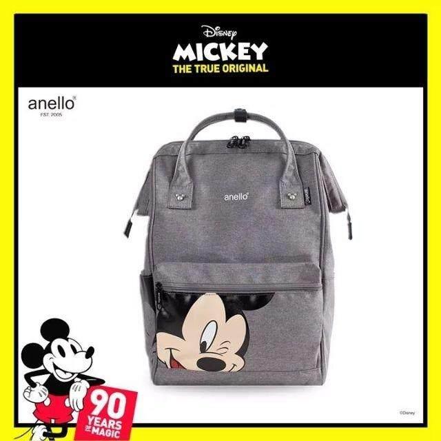 สอนใช้งาน  น่าน กระเป๋า Anello Micky Limited