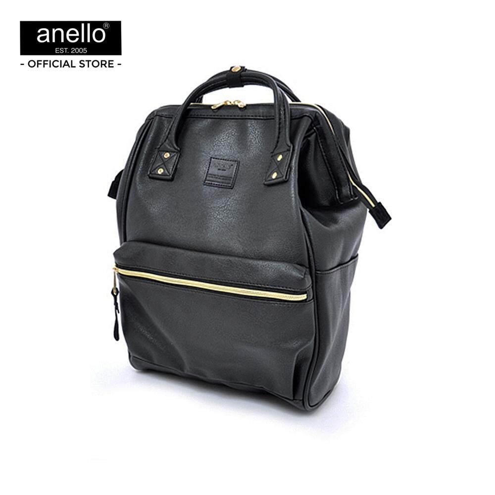 การใช้งาน  ลพบุรี anello กระเป๋า Regular PU Backpack_AT-B1211