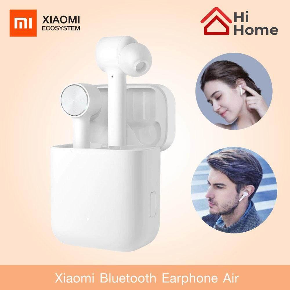 สอนใช้งาน  ร้อยเอ็ด Xiaomi Bluetooth Air หูฟังบลูทูธแบบ True Wireless พร้อมเคสชาร์จไฟในตัว Compatible with Android and ISO systems ช้อป พร้อมส่งทันที Xiaomi Bluetooth Air หูฟังบลูทูธไร้แบบ True Wireless พร้อมเคสชาร์จไฟในตัว iaomi Bluetooth Air รุ่น TOP หูฟังบลูทูธ True
