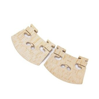 2pcs Maple 4/4 Violin Bridge