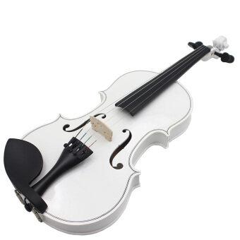 4/4ไวโอลินซอสตริงเบสวู้ดซุ้มโค้งโลหะเครื่องดนตรีสำหรับคนรักดนตรีผู้เริ่มต้น - 4