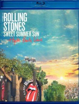AmornMovie Blu-ray The Rolling Stones : Sweet Summer Sun Hyde ParkLive ...