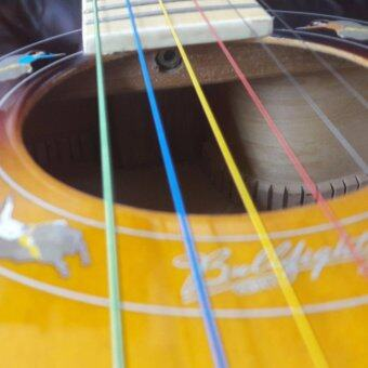 "Apple กีตาร์โปร่ง Acoustic Guitar 39"" รุ่น 39C SET"