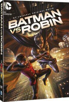 Batman vs. Robin 2015 (SE)-แบทแมน ปะทะ โรบิน