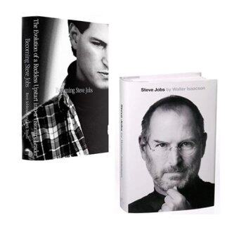 Becommimg Steve Jobs + Steve job ปกอ่อน