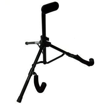 Carlsbro ขาตั้งกีตาร์ไฟฟ้า แบบพับได้ รุ่น DG096B (ขาวางกีตาร์ไฟฟ้า)- สีดำ