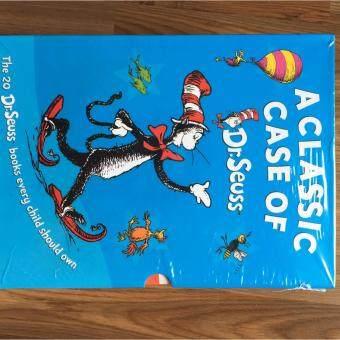 Classic Case of Dr. Seuss - 20 Books Set