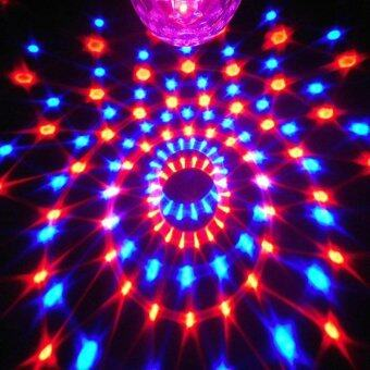 'Disco DJ Stage Lighting Digital LED RGB Crystal Magic BallEffect Light for Xmas Party and New year Party disco, ballroom,KTV, bar, stage, club, party, Christmas Day, all saint''''s day''- Intl'