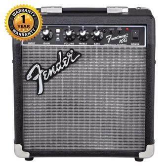 Fender ตู้แอมป์กีต้าร์ไฟฟ้า รุ่น Frontman 10G ขนาด 10 Watts