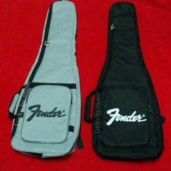 Fender Soft Case Guitar กระเป๋าซอฟเคสกีตาร์ไฟฟ้า - สีดำ