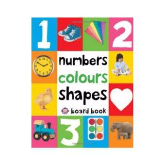 หนังสือ FIRST 100 SOFT TO TOUCH: NUMBERS COLOURS SHAPES