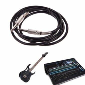 Guitar Instrument Cable Cord Strukture ABS Lifetime 3m (10FT) - intl