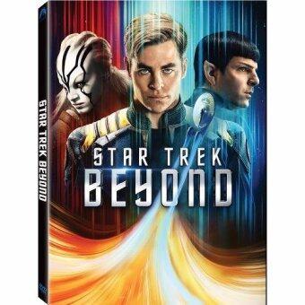 Media Play Star Trek Beyond/สตาร์ เทรค ข้ามขอบจักรวาล DVD