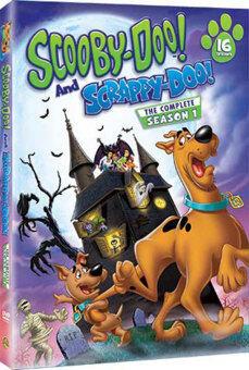 Scooby-Doo and Scrappy-Doo: The Complete First Season (SE)-สคูบี้ดู กับ สแครปปี้ดู คู่ตูบจอมป่วน